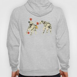 Autumn leaf game Hoody