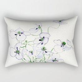 Tethered Butterflies Rectangular Pillow