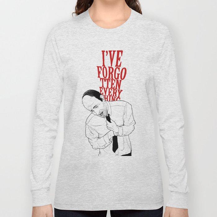 forgot II Long Sleeve T-shirt