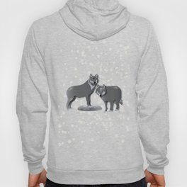 Wolves - 'A Fantastic Journey' Hoody