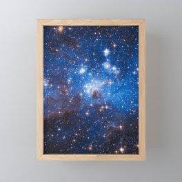 Cosmos Framed Mini Art Print