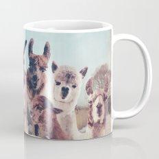 HAPPY FAMILY - ALPACA & LLAMA Mug