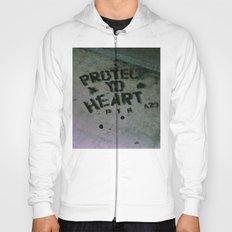 Protect Yo Heart Hoody