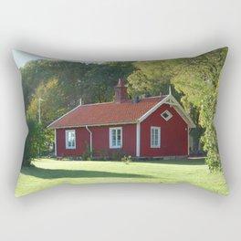 Swedish Cottage  Rectangular Pillow