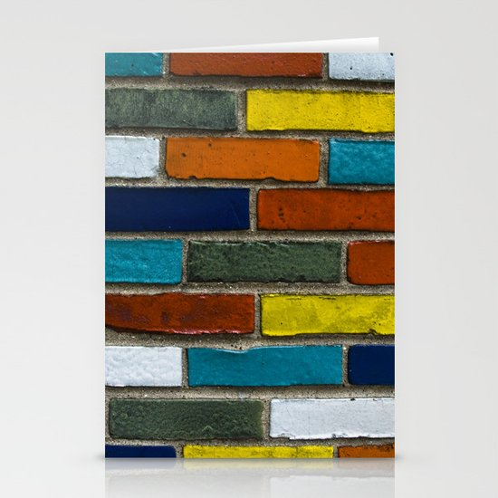 Color Wall Stationery Cards