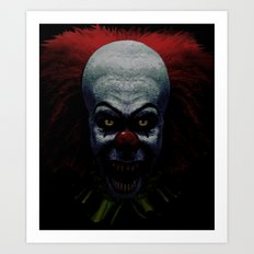 Pennywise Art Print
