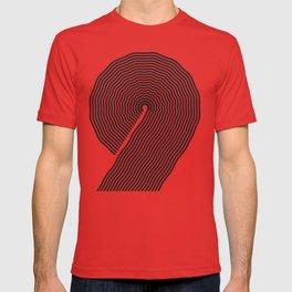 wobbly 9 T-shirt