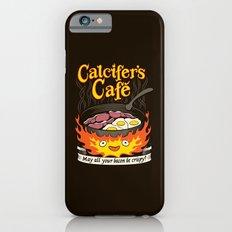 Calcifer's Cafe iPhone 6s Slim Case