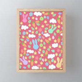 Easter #4 Framed Mini Art Print