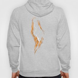Woman On Fire Hoody
