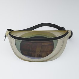 The Wooden Ceiling Fanny Pack