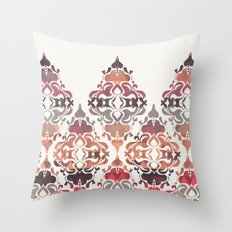Tried Angles Throw Pillow