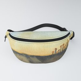 The Woods III Fanny Pack