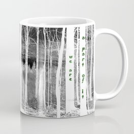 Mirror of nature Coffee Mug
