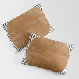 Abstract Modern Poster Pillow Sham