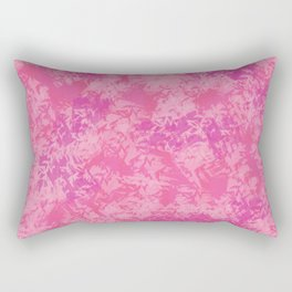 Cotton Candy on Ice Rectangular Pillow