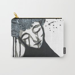 Mother Dahlia Carry-All Pouch
