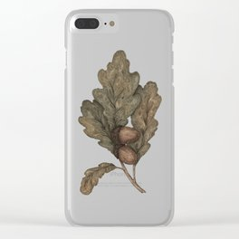 Acorns Clear iPhone Case