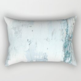 Rain Drops Rectangular Pillow