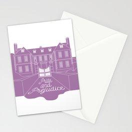 Jane Austen - Pride and Prejudice, Longbourn Stationery Cards
