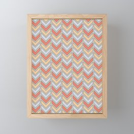 All Arrows Point to Cozy Framed Mini Art Print