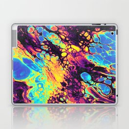 THEY SAY I'M DOING JUST FINE Laptop & iPad Skin