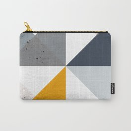 Modern Geometric 18/2 Carry-All Pouch