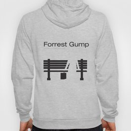 "Film ""Forrest Gump"" Hoody"