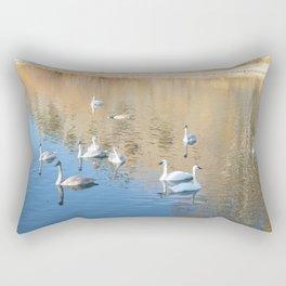 Family Reflections Rectangular Pillow