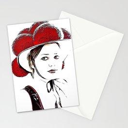 Schwarzwald-Mädel Stationery Cards