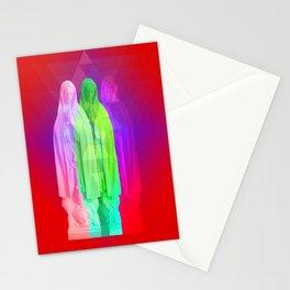 Glitch Goddess Stationery Cards