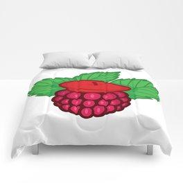 Raspberry Beret Comforters