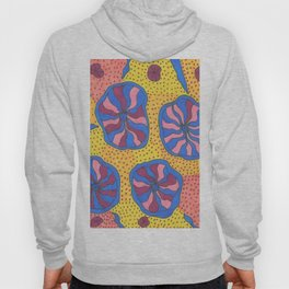 Colorful Retro Abstract Funk Hoody