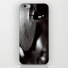 Cymbal iPhone & iPod Skin