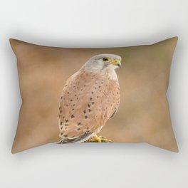 Perched Raptor Rectangular Pillow