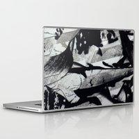 ballerina Laptop & iPad Skins featuring Ballerina by Tom Sebert