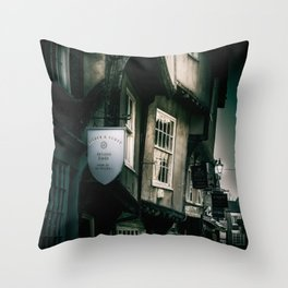 Shambles Magic Throw Pillow