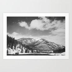 Mountain/Colorado Art Print