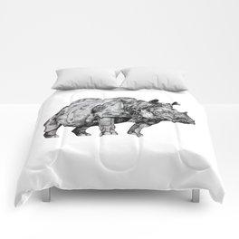 Rhino I Comforters