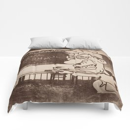 Skul Daze Comforters