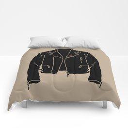 Leather Jacket - HANDSOME DEVIL'S CLUB (3/3) Comforters