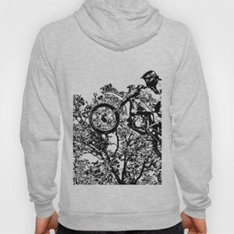 Stealing the Air - Freestyle Motocross Rider Hoody