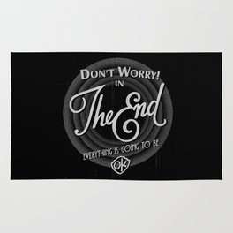 dont worry Rug