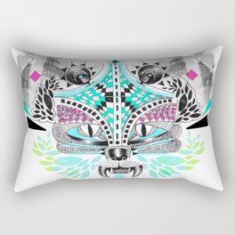 Undefined creature Rectangular Pillow
