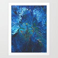 Organic.3 Art Print