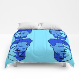 Where is my mind? Blue Comforters