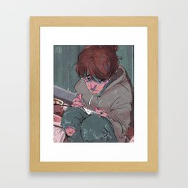 12x02 Framed Art Print