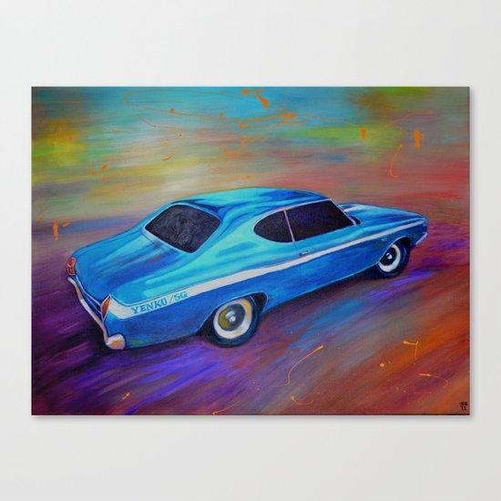 Yenko Chevelle Canvas Print
