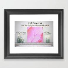 Artist Promo ~> https://society6.com/trumyiz?promo=8QBGYYJPRZRP Framed Art Print
