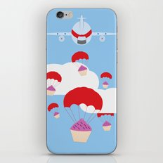 operation cupcake iPhone & iPod Skin